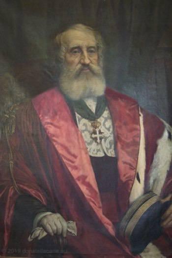 Ritratto del conte Giovanni Battista Schiari