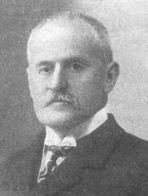 Conte Giovanni Gallina (Torino, 1852-1936), ambasciatore e senatore.
