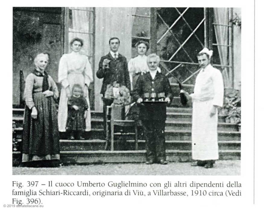 Dipendenti Famiglia Schiari-Riccardi