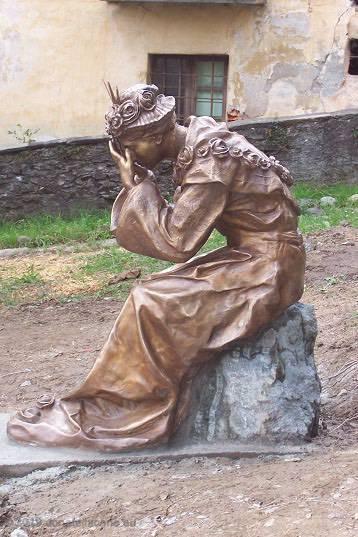 Gruppi scultorei di Gabriele Garbolino Ru.