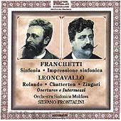 Franchetti Leoncavallo