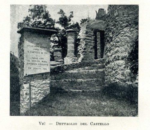 Castello di Viù