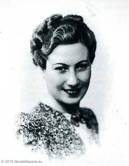 Vincenzina Virando, figlia di Ignazio.